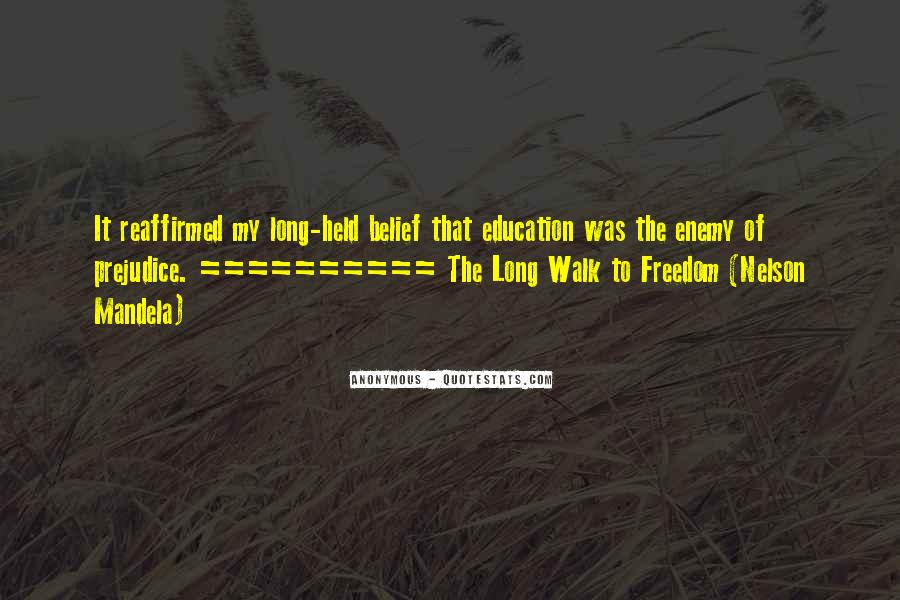 The Long Walk Quotes #821418