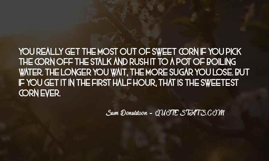 The Longer You Wait Quotes #1361771
