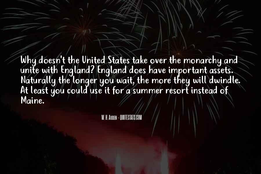 The Longer You Wait Quotes #596217