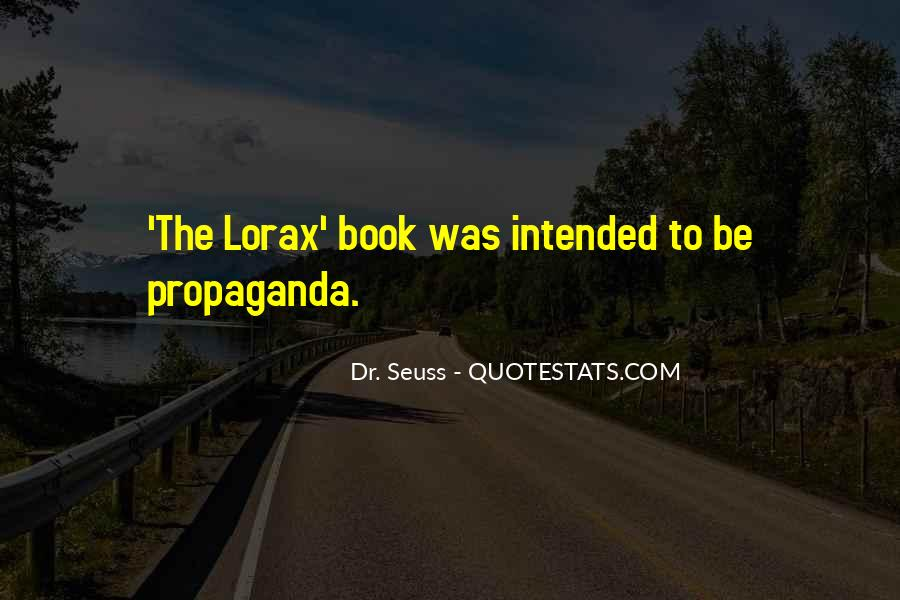 The Lorax Mr O'hare Quotes #765984