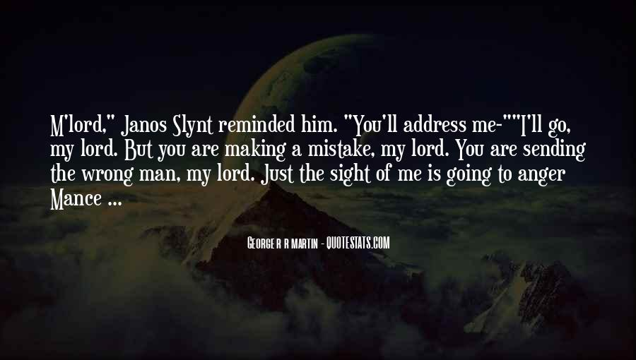 The Lord Is My Quotes #161795