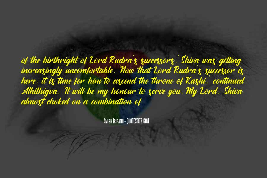 The Lord Is My Quotes #220338