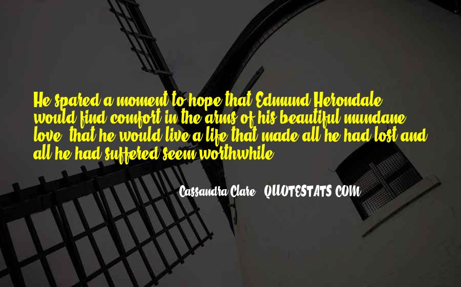 The Lost Herondale Quotes #200646