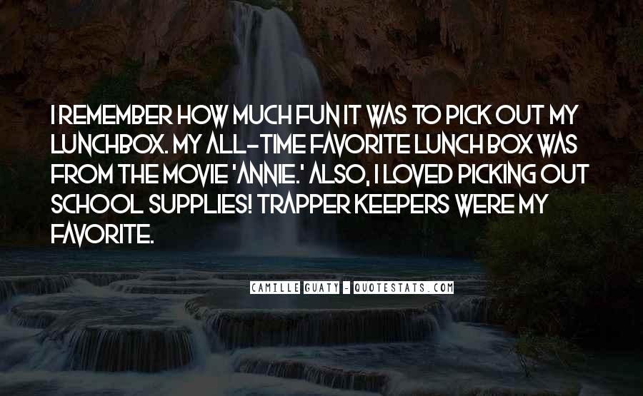 The Lunch Box Movie Quotes #1762148