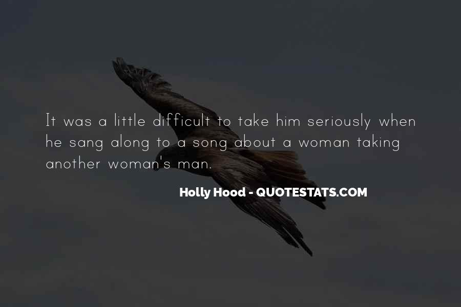 The Man Under The Hood Quotes #1598658