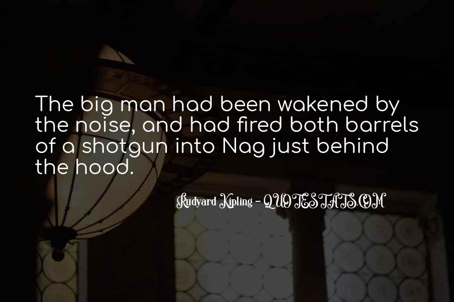 The Man Under The Hood Quotes #458974