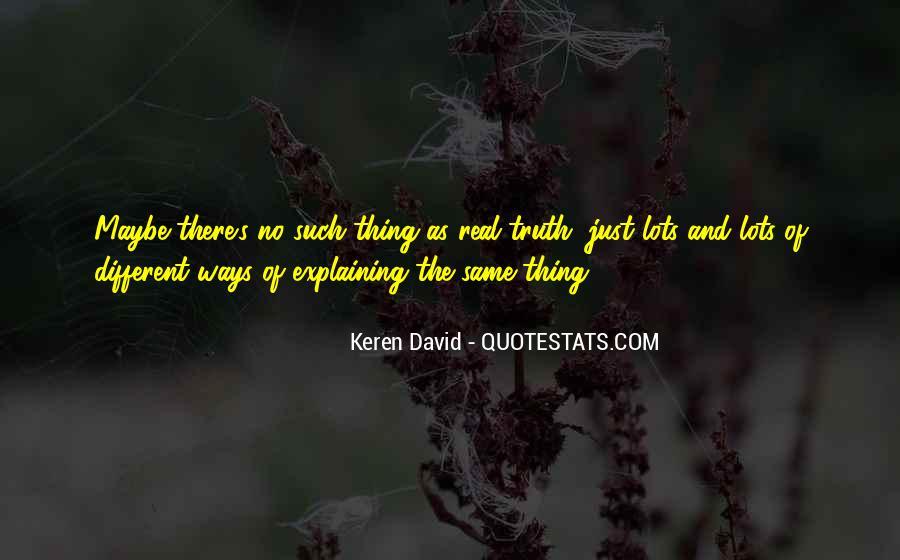 Quotes About Daniel Morgan #169759