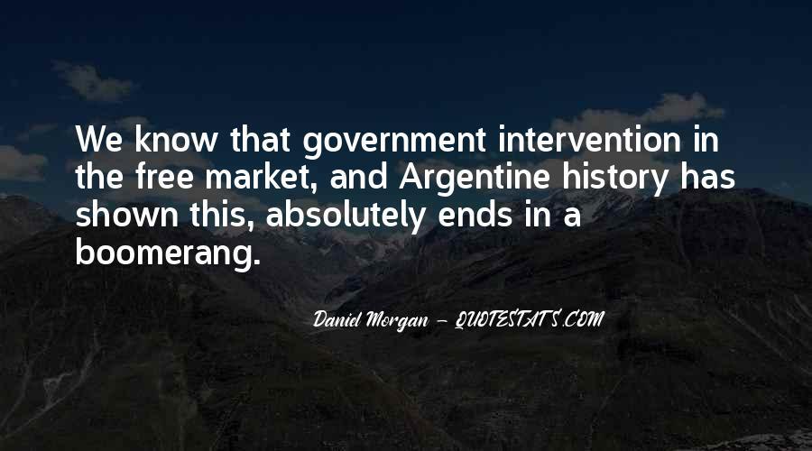 Quotes About Daniel Morgan #384474