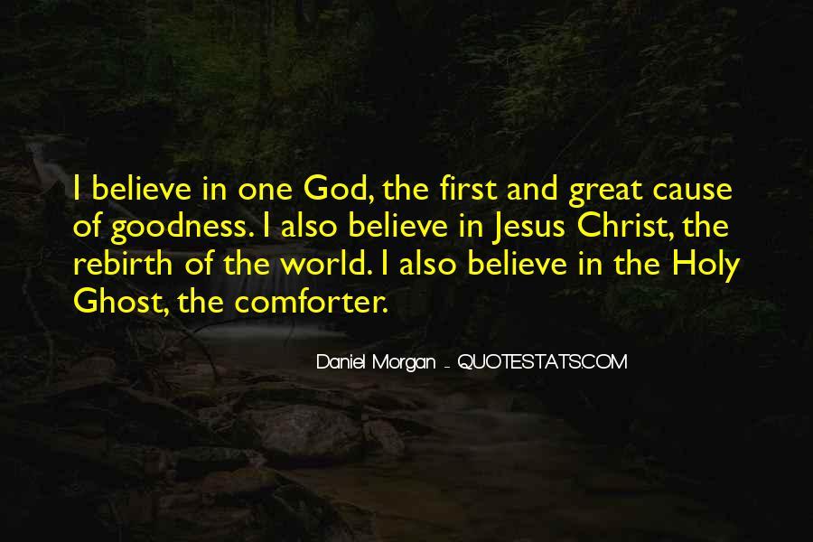 Quotes About Daniel Morgan #479663