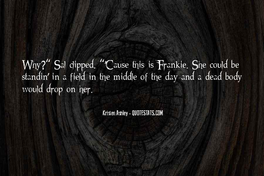 The Middle Frankie Quotes #1064358