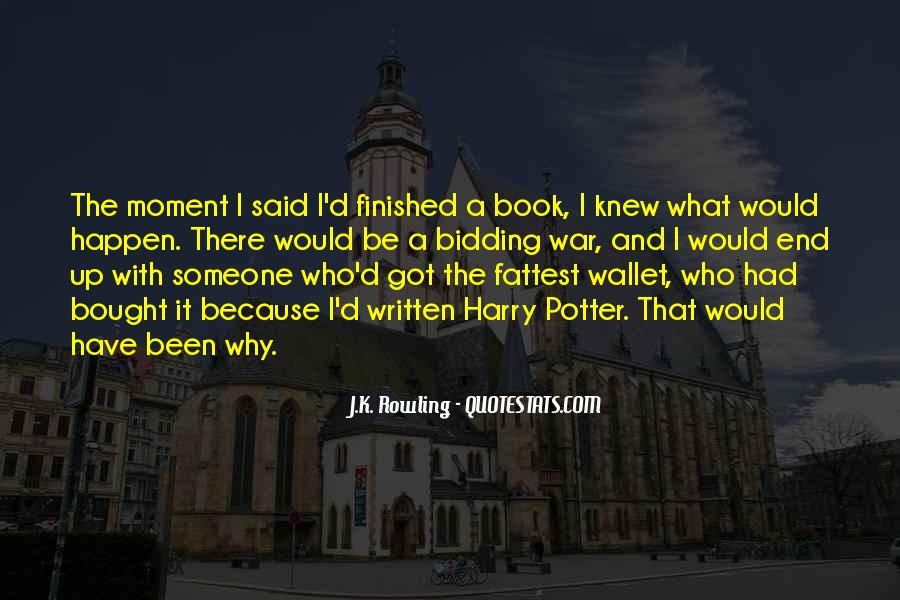 The Moment I Knew Quotes #363621