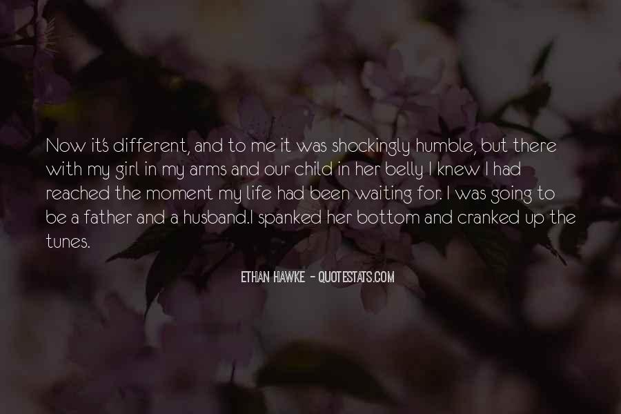 The Moment I Knew Quotes #389956