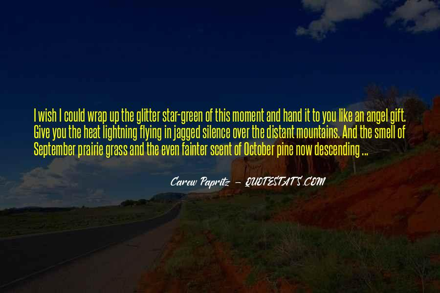 The Moment You Give Up Quotes #247076