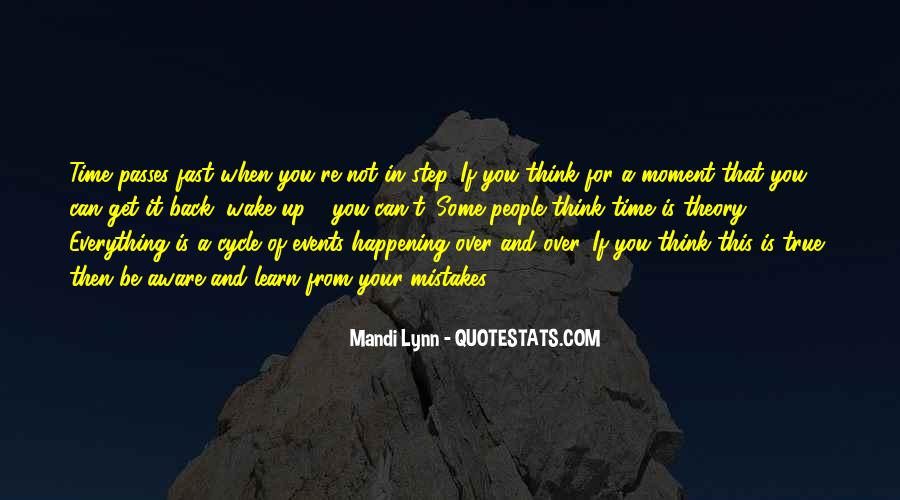 The Moment You Wake Up Quotes #1712472