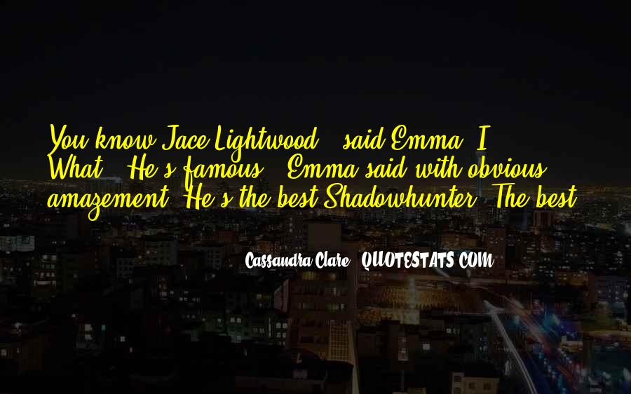 The Mortal Instruments Quotes #255129