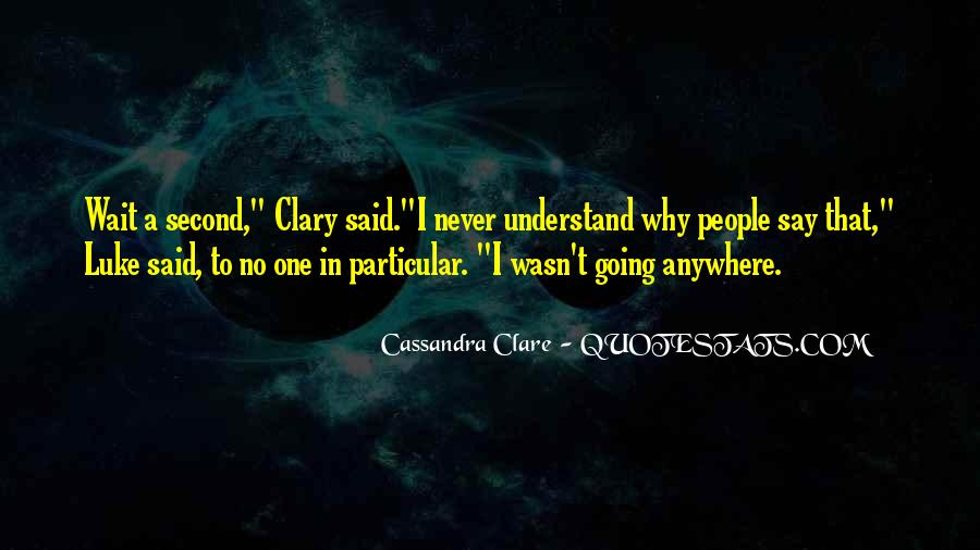 The Mortal Instruments Quotes #577459