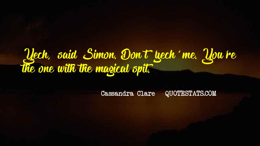 The Mortal Instruments Quotes #62795