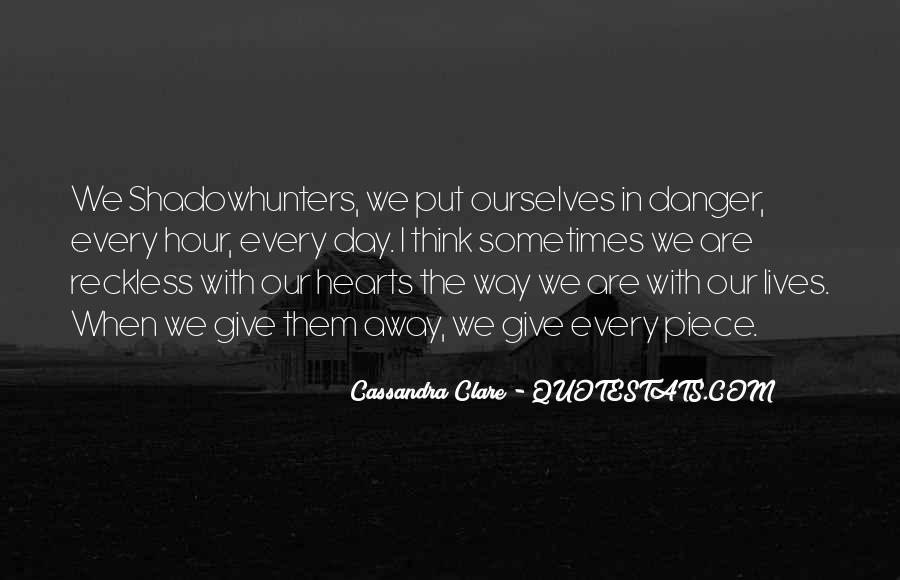 The Mortal Instruments Quotes #786450