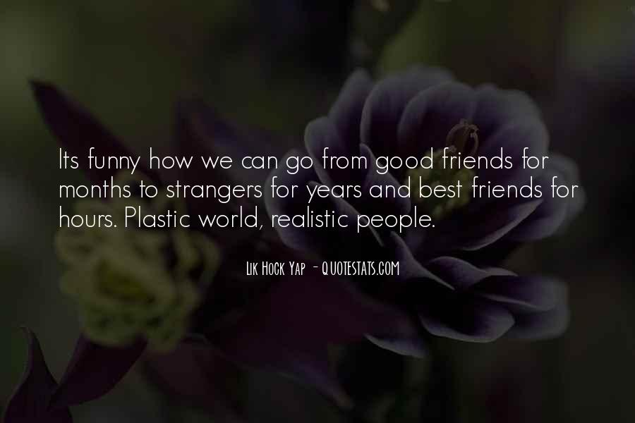 The Most Funny Friendship Quotes #352725
