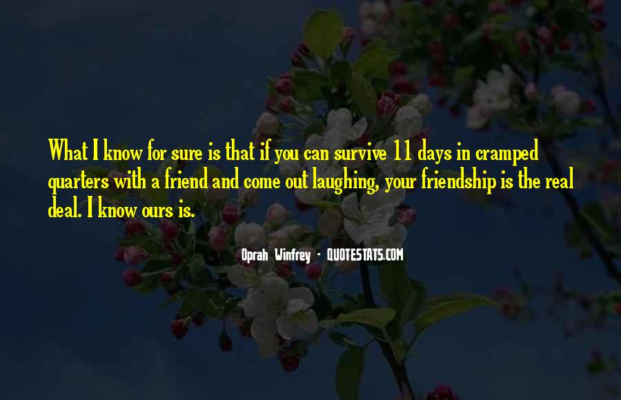 The Most Funny Friendship Quotes #438714