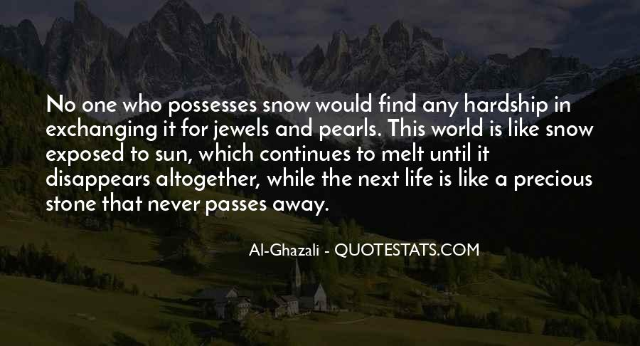 The Most Precious Jewels Quotes #1615426