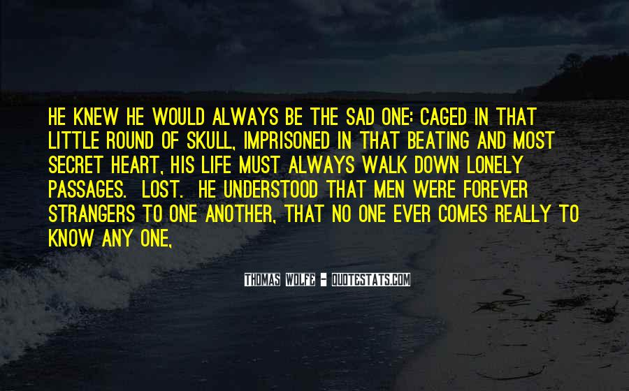 The Most Sad Quotes #1061304
