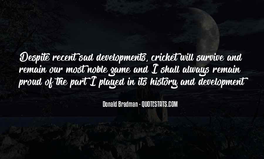 The Most Sad Quotes #288045