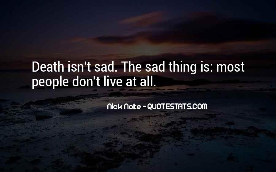 The Most Sad Quotes #461091