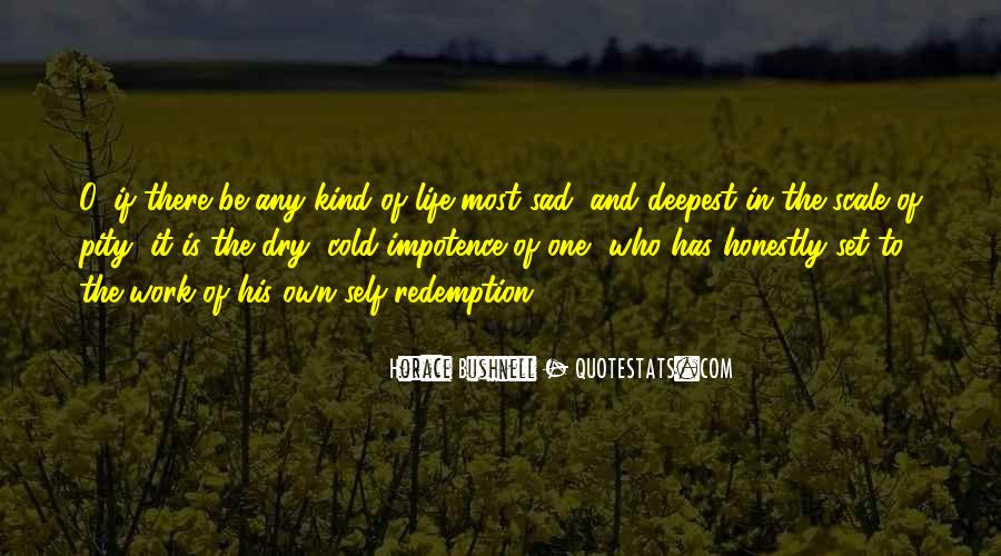 The Most Sad Quotes #479408
