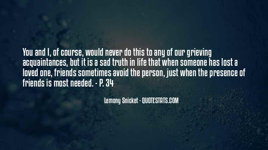 The Most Sad Quotes #573021