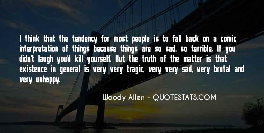 The Most Sad Quotes #640701
