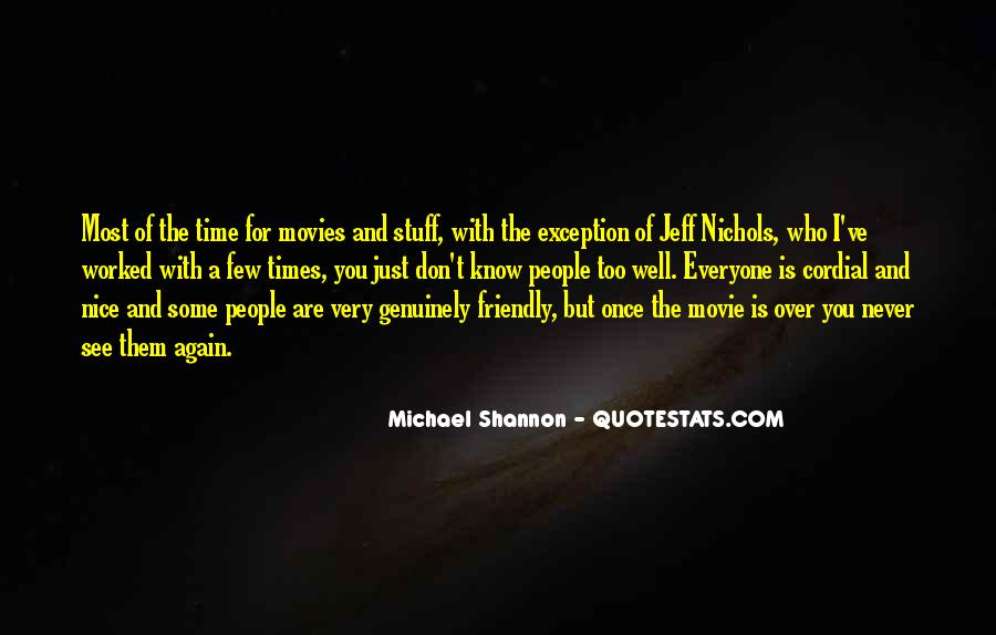 The Most Well-known Movie Quotes #534625