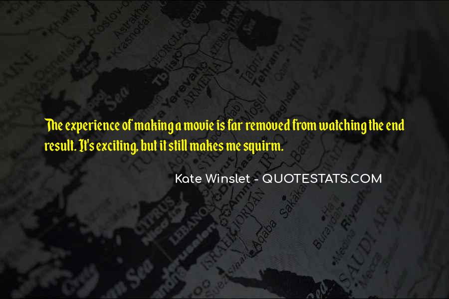 The Most Well-known Movie Quotes #6651