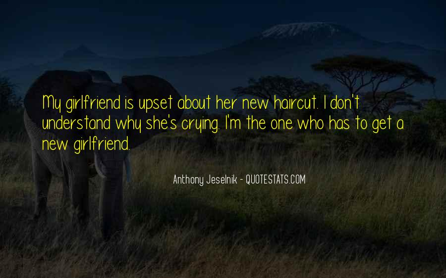 The New Girlfriend Quotes #185857