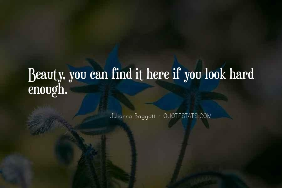 Quotes About Baggott #651398