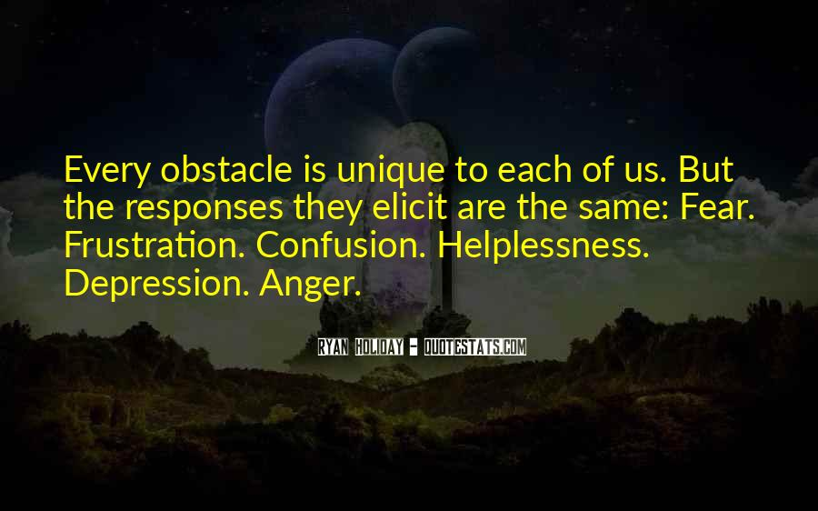 The Obstacle Is The Way Ryan Holiday Quotes #537604