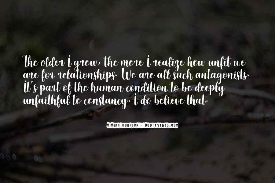 The Older I Grow Quotes #1054578