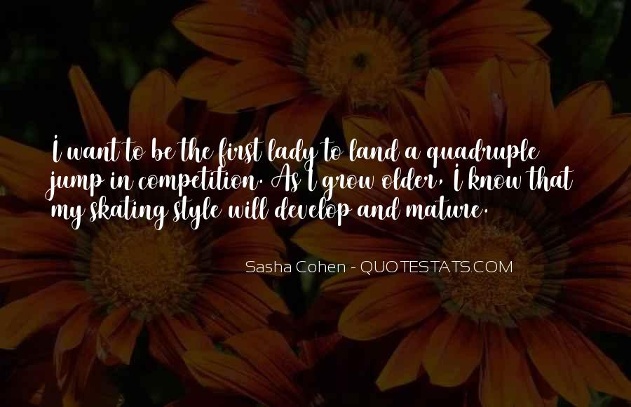 The Older I Grow Quotes #172000