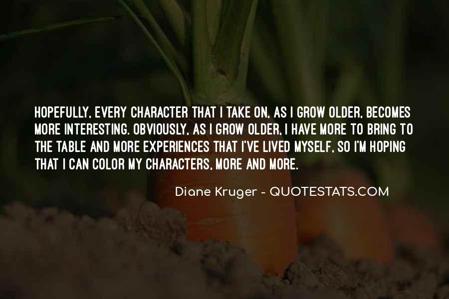The Older I Grow Quotes #1874680