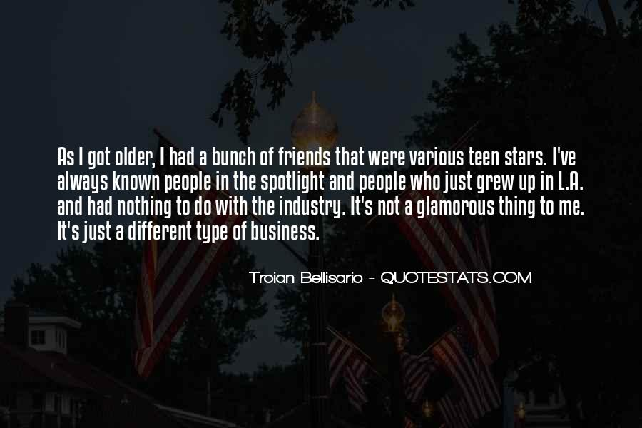 The Older You Get Friends Quotes #1667453