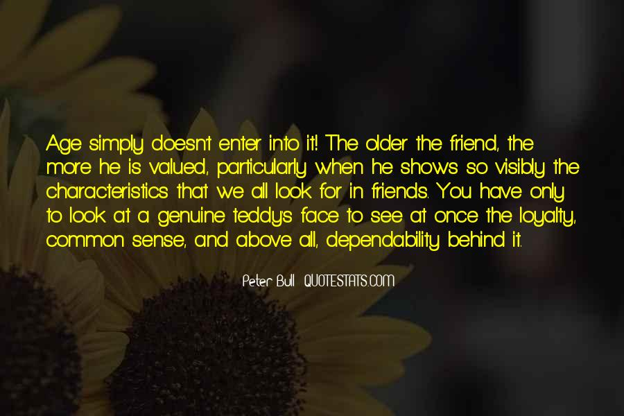 The Older You Get Friends Quotes #189310