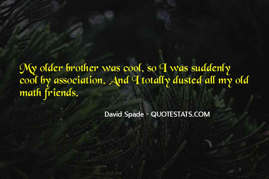 The Older You Get Friends Quotes #552820