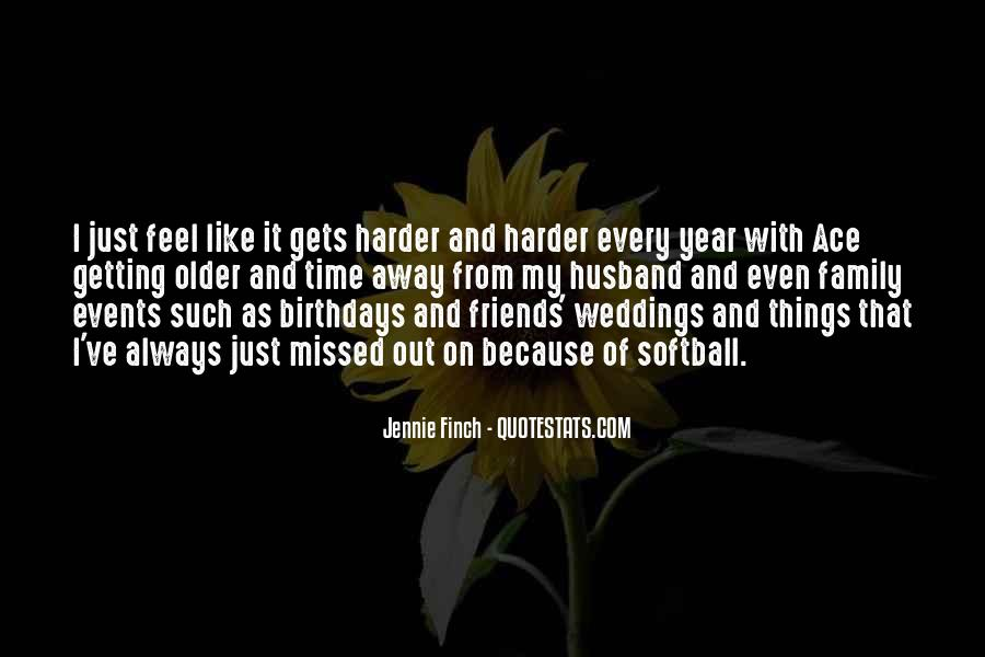 The Older You Get Friends Quotes #825591