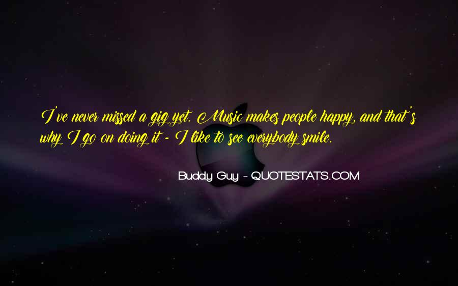 The One Guy That Makes You Smile Quotes #6698