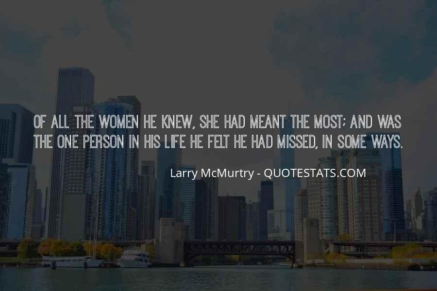 The Only One Love Quotes #104798
