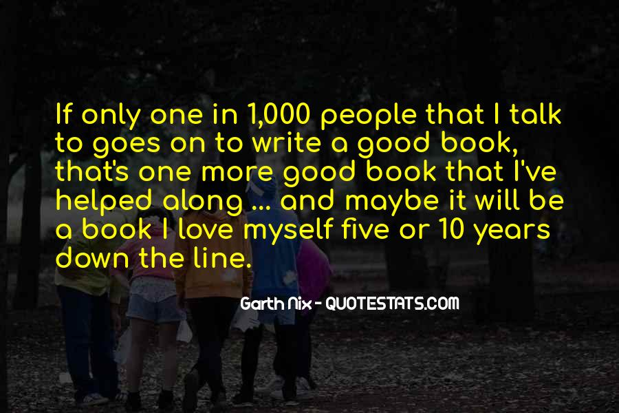 The Only One Love Quotes #106003