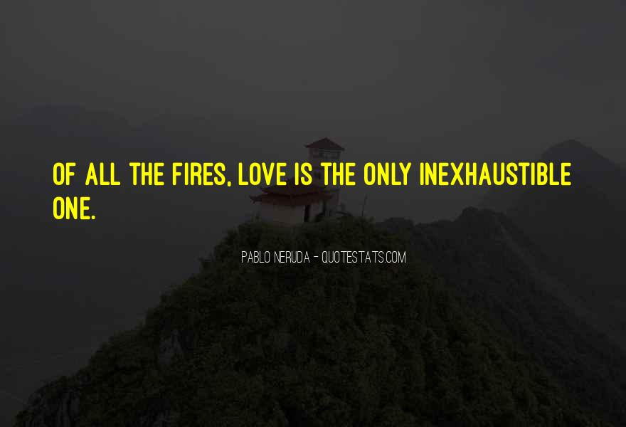 The Only One Love Quotes #81399