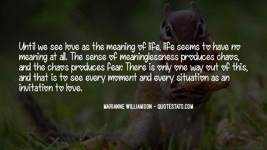 The Only One Love Quotes #98896