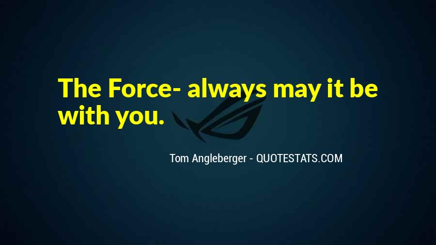 Quotes About Yoda #1008759
