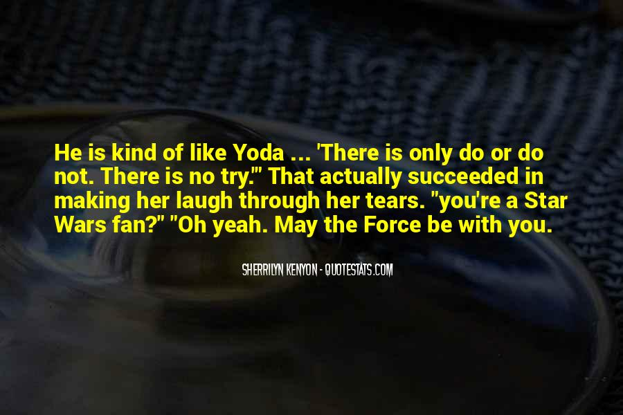 Quotes About Yoda #1034761